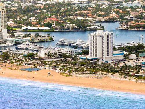 Bahia Mar Fort Lauderdale Beach Doubletree Hilton