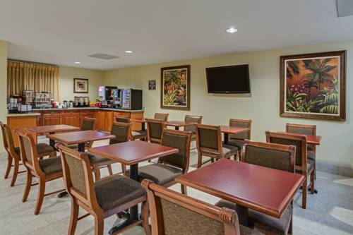 best-western-fort-lauderdale-airport-cruise-port-breakfast