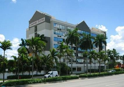 Comfort Suites Fort Lauderdale Airport Cruise Port hotel