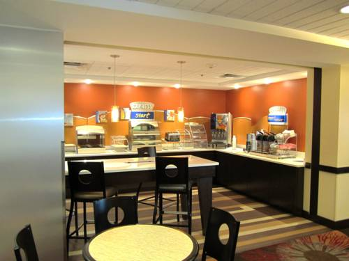 holiday-inn-express-ft-lauderdale-convention-center-breakfast